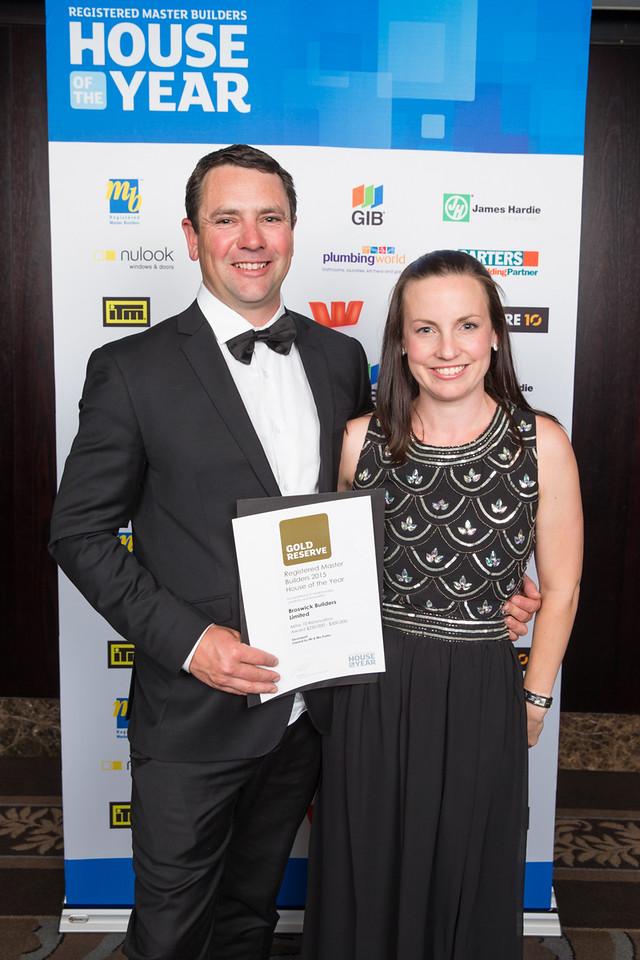 Gold Reserve Award Nationals