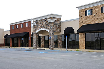 New Commercial, Retail and Office Space
