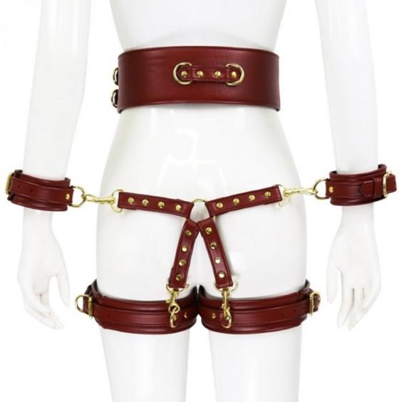 Advanced Thigh & Waist With Cuffs