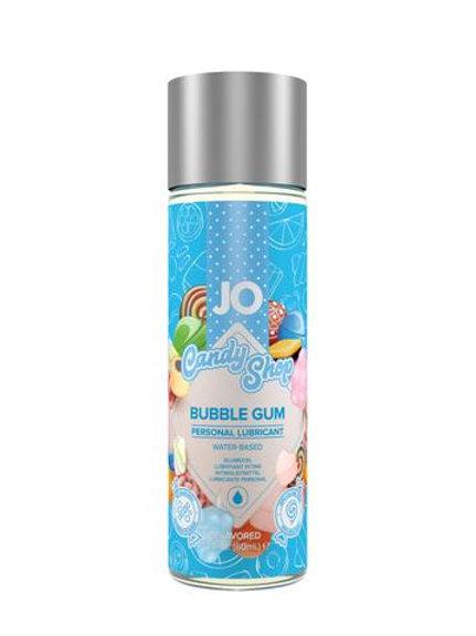 JO® H2O Flavours - Bubblegum 60ml