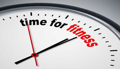 When is the best time of day to work out?