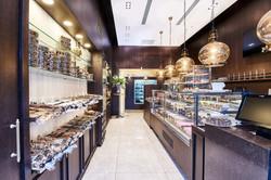 עיצוב בית קפה אלנה וייזברג