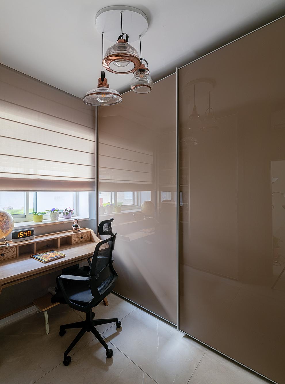 חדר עבודה מעוצב