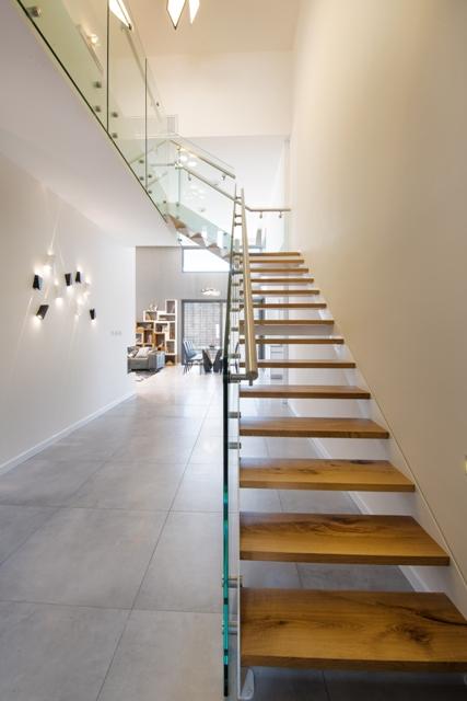עיצוב מדרגות אילנה וייזברג