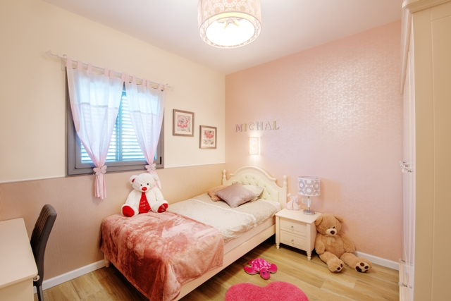 עיצוב חדר ילדים אילנה וייזברג