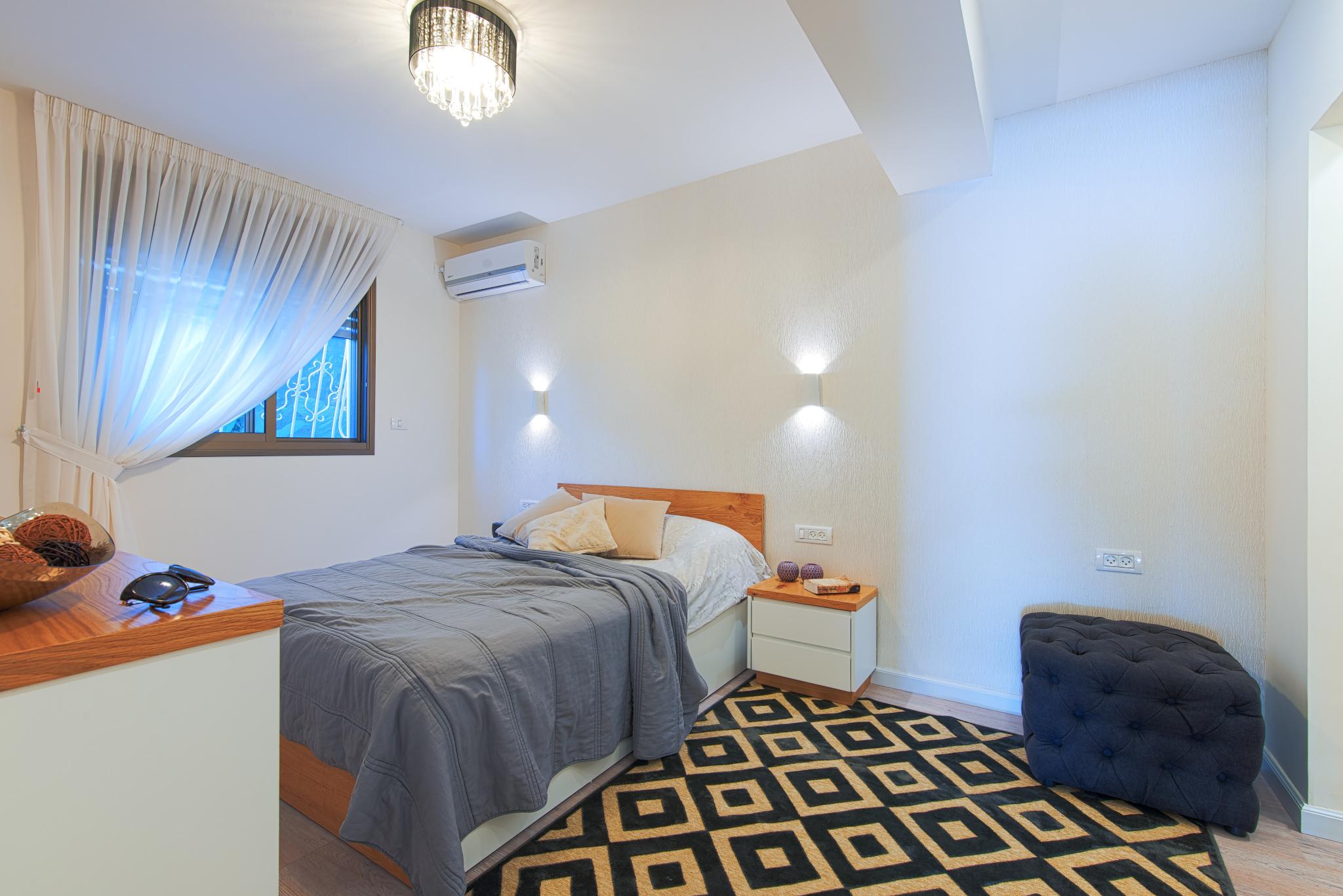 עיצוב חדר שינה אילנה וייזברג