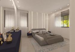 אילנה וייזברג עיצוב חדר שינה