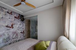 חדר שינה הורים מעוצב
