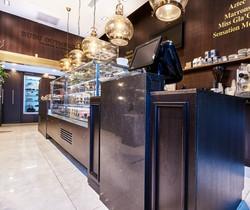 עיצוב בית קפה אילנה וייזברג