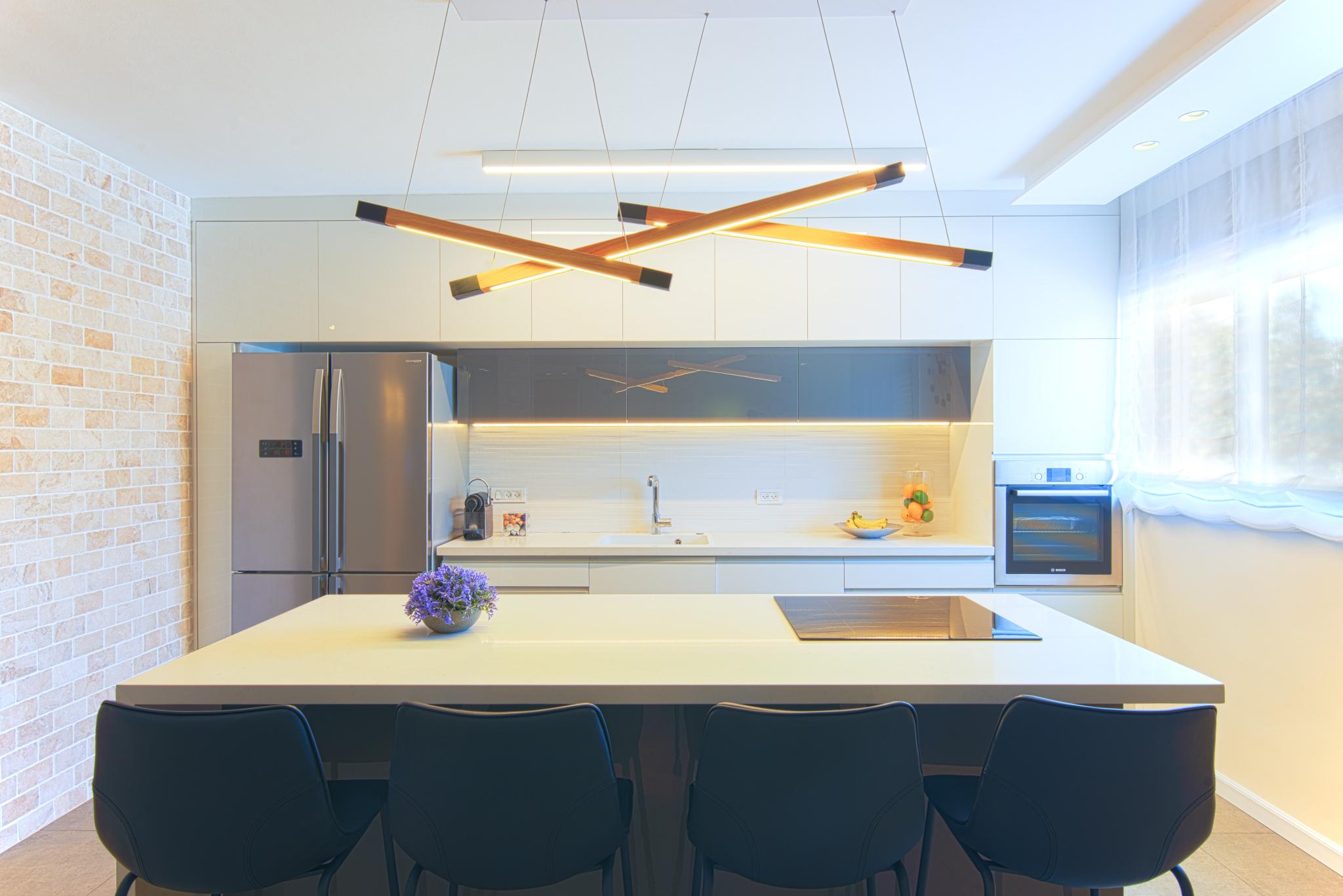 אילנה וייזברג עיצוב מטבח