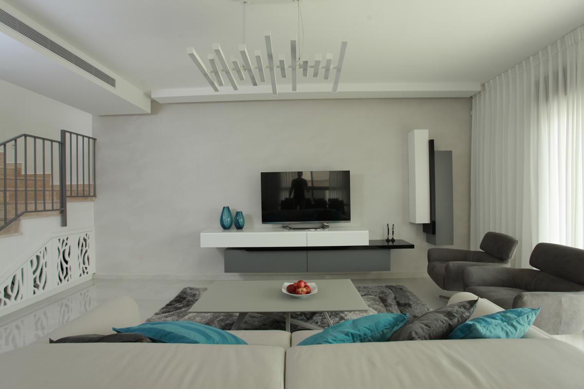 עיצוב ותכנון סלון אילנה וייזברג