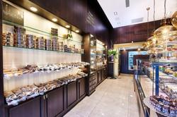 תכנון ועיצוב בית קפה אילנה וייזברג