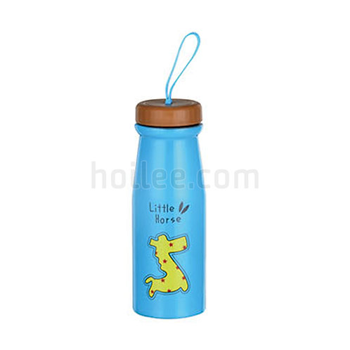 Cartoon Pattern S/S Water Bottle