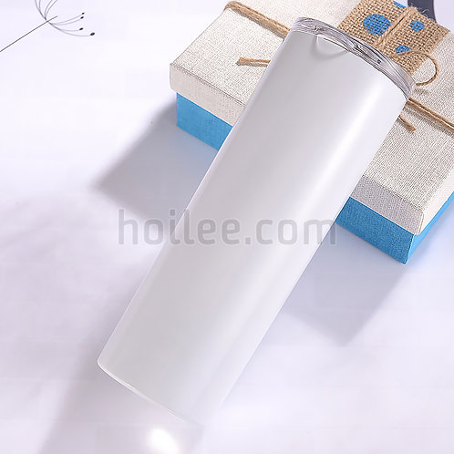 Stainless Steel Skinny Tumbler 600ml