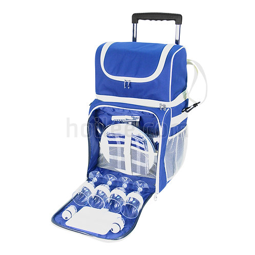 4 Person Picnic Trolley