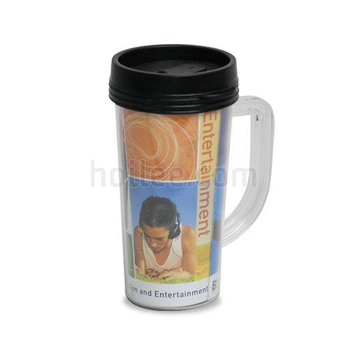 Promotion Mug w/ Insert Paper 450ml