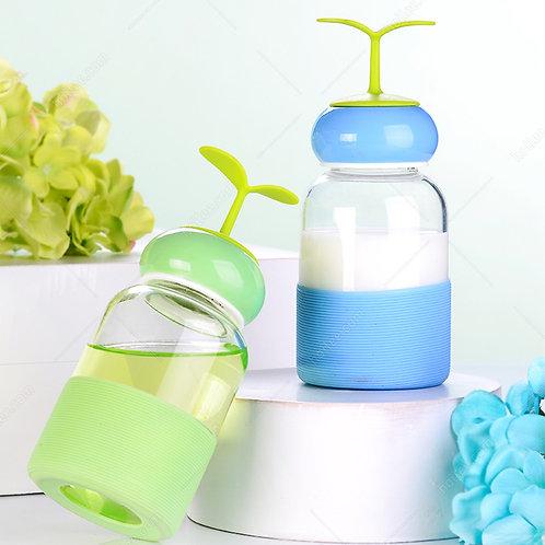 Borosilicate Glass Liquor Bottle