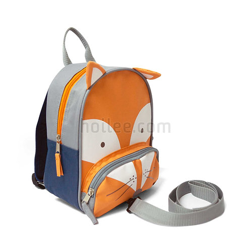 Cartoon Fox Backpack