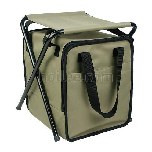 Folding Chair w/ Cooler