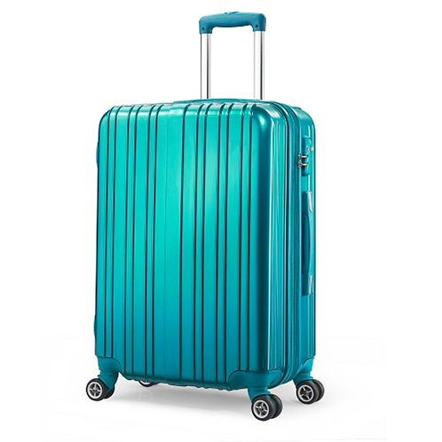 PC Suitcase Airport Baggage Trolley