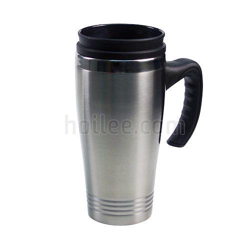 Double Layer S/S Mug 500ml
