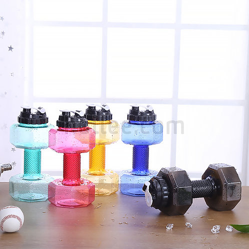 Fitness Dumbbell Bottle 2200ml
