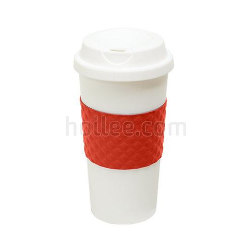 Plastic Travel Mug 450ml