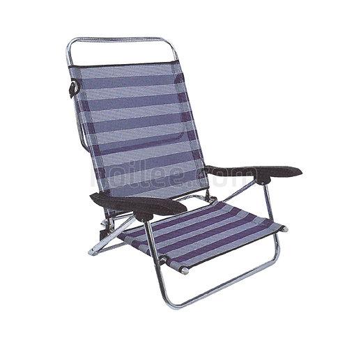 Beach Chair with Armrest
