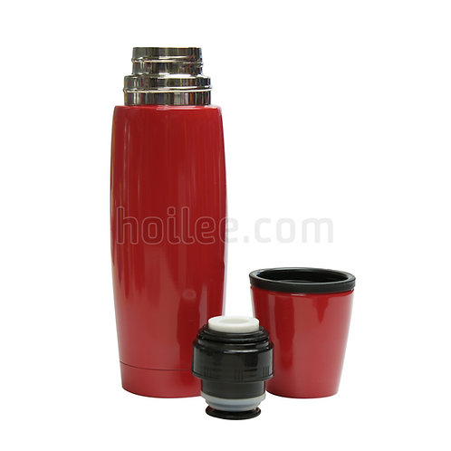 Bowning Bottle Shape Double Layer S/S Flask