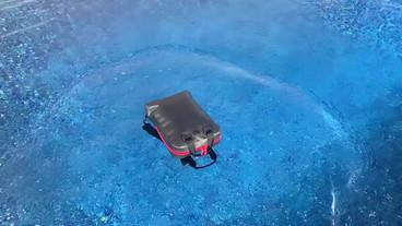 MVB on water