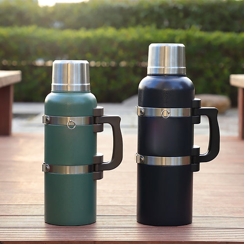 Classical Stainless Steel Flask