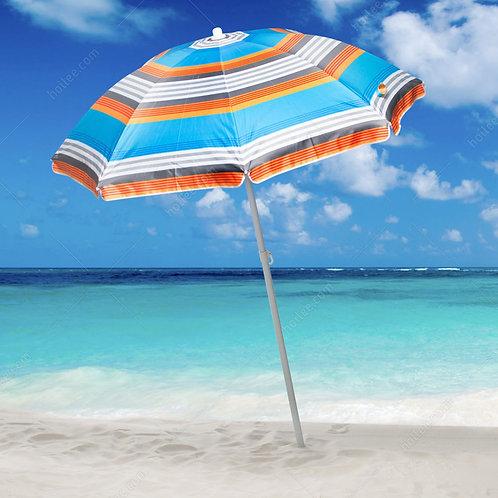 Reflective 2m Sun Umbrella