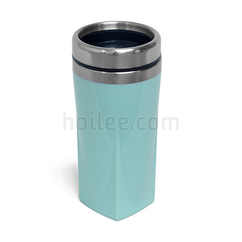 Stainless Steel Liner Plastic Outer 450ml