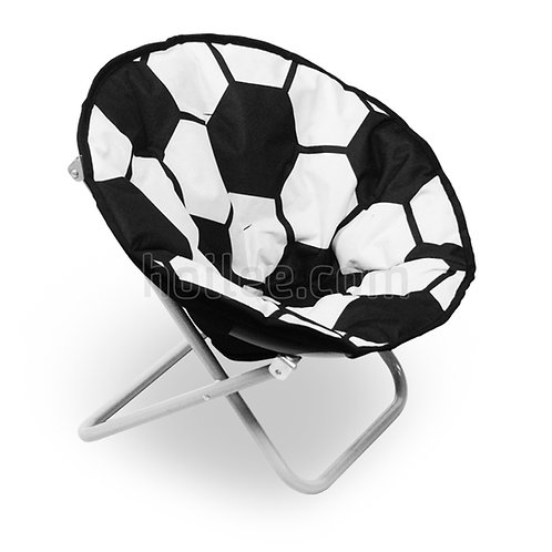 Round Soccer Chair for Kid