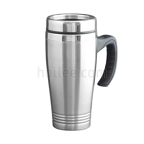 Double Layer S/S Mug 450ml