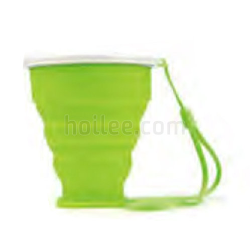 Slicone Folding Cup 250ml