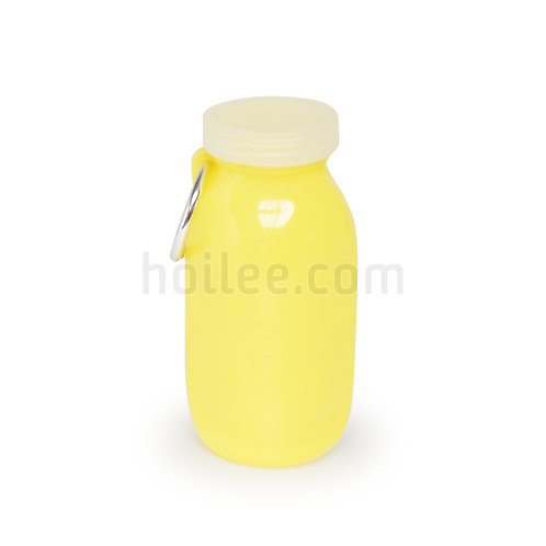 BPA Free Silicone Water Bottle 500ml