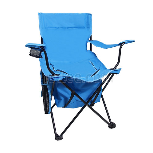 Folding chair w/ Cooler under seat