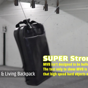 MVB SHIELD Edition backpack