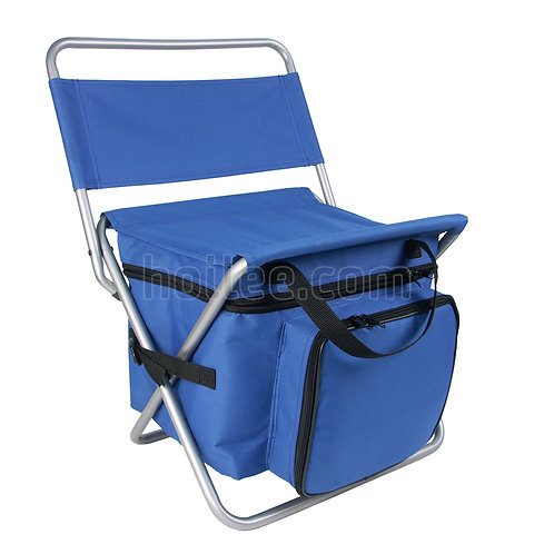 Cooler Chair w/Picnic Set for 2