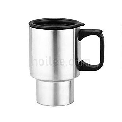 Double Wall S/S Mug 400ml
