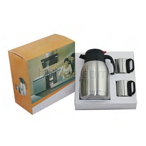 Stainless Steel Promotion Vacuum Pot Gift