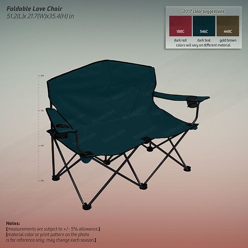 2-seat Foldable Chair