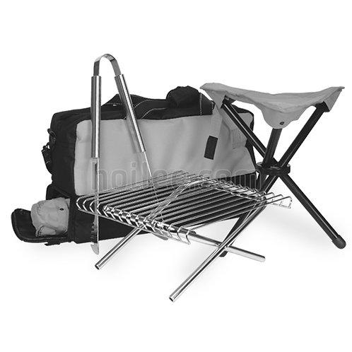 Camping BBQ Set
