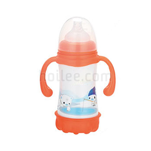 Plastic Baby Bottle 450ml