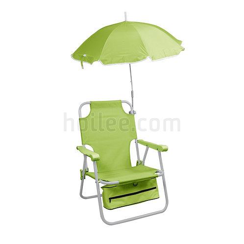 Chair w/ Umbrella & Cooler Bag