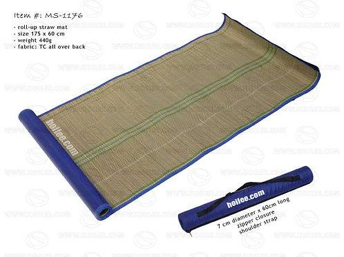Rollup Straw Mat
