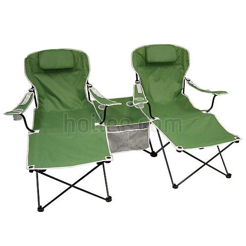 Double Seat Beach Chair