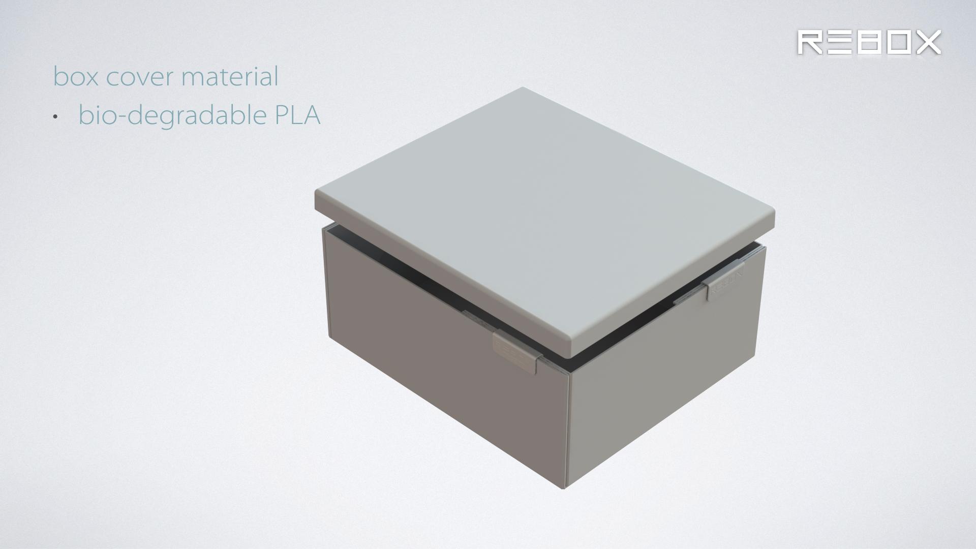 minimalist storage box