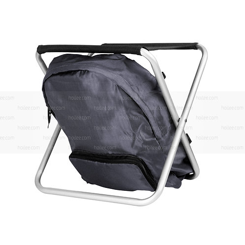 178B: Foldable Chair with Detachable Rucksack